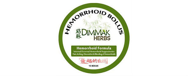 Hemorrhoid Bolus Review