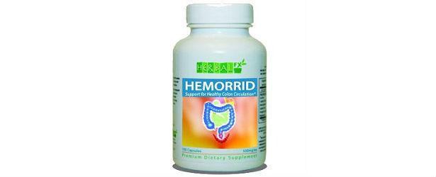 Hemorrid Review 615