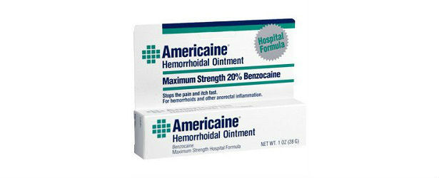 Americaine Hemorrhoidal Ointment Review 615