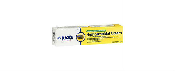 Equate Hemorrhoidal Cream Review