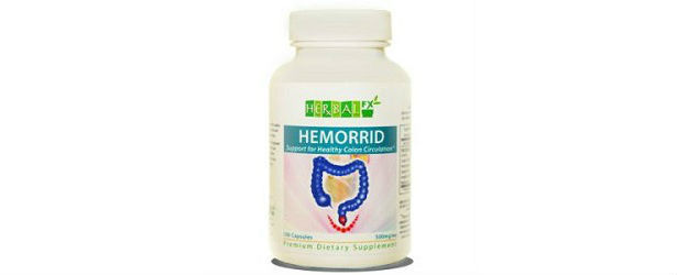 Herbal Fx Hemorrid Review
