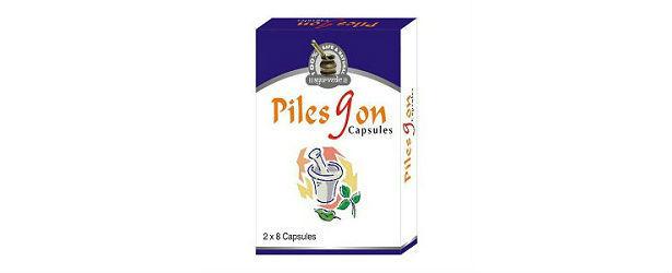 Pilesgon Capsules Review